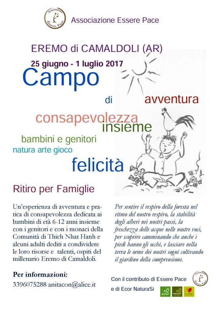 Campo Felicità 2017