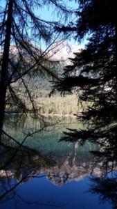 Vista lago_2 ritiro cammino 2015